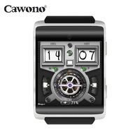 Cawono 16GB Quad Core CA18 4G Android Smart Watch Phone WIFI GPS Smartphone FDD Lte WCDMA Camera Heart Rate Monitor IPS Screen