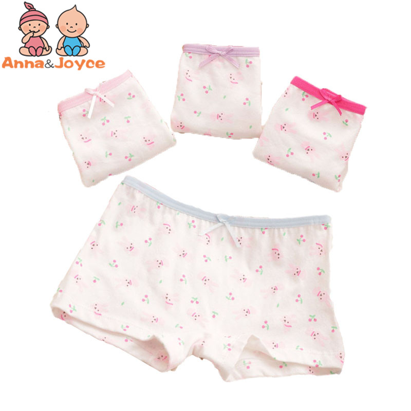 2 Teile/los Baby Unterwäsche Für Kinder Höschen Warme Niedlichen Boxer Mädchen Boxer Unterwäsche Mit Bogen Atnn0124 Stabile Konstruktion