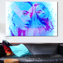 Top Singer Billie Eilish Wall Art Canvas Posters Prints Painting Wall Pictures For Modern Office Living Room Home Decor Artwork top posters холст top posters 50х75х2см g 1044h