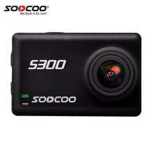 SOOCOO S300 4K HD 12MP 2.35 Inch TFT Touch Screen Sports Action Camera 170 Degrees Wide Angle Lens Portable Outdoor WIFI DV