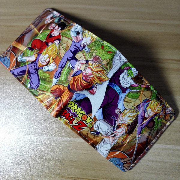 Dc Cartoon Short Wallet Dragon Ball Thor Saw Inside Out Chucky Thundercats Purse Credit  ...
