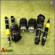 лучшая цена For V.W Tiguan (2007~) updated Air suspension/coilover+air spring assembly /Auto parts/chasis adjuster/ air spring/pneumatic