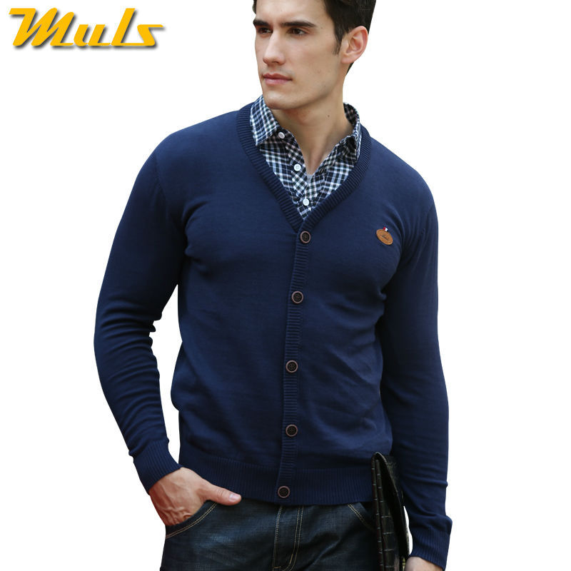 Cardigan Sweaters Men Style