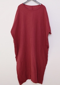 Новое поступление женские свободные длинное обтягивающее платье льняные платья 19003 - Цвет: Красный