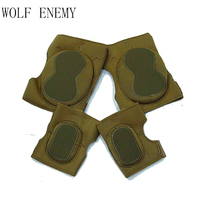 Tactical Knee Pads Mountaineering Outdoors Sports knee Protector Military Equipment