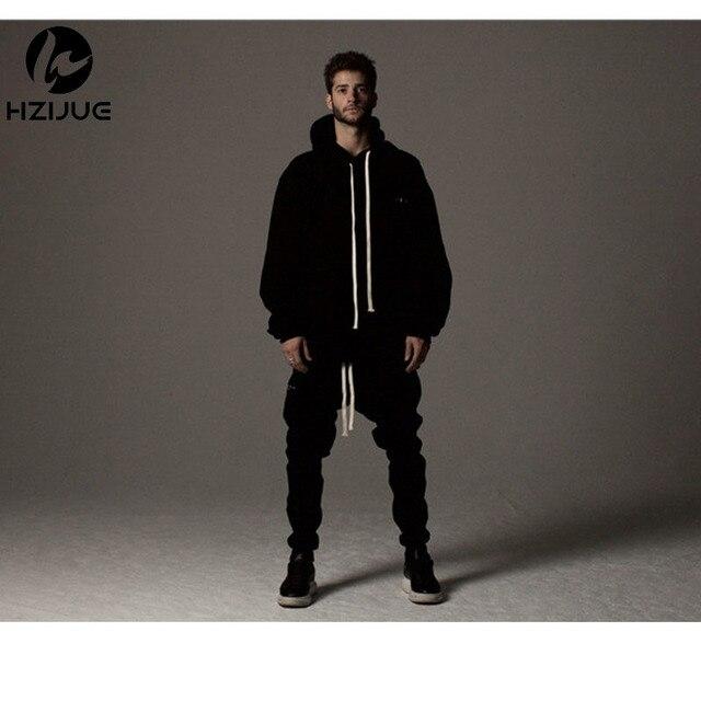 2017 European new hot Sweatshirts men Hooded Tracksuits Stranger things head print version swag Hoodies fleece hoody