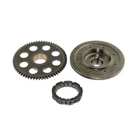 Motorcycle Starter Clutch Kit For Aprilia Pegaso 650 GA650 1992 1996 Overrunning One Way Sprag Clutches