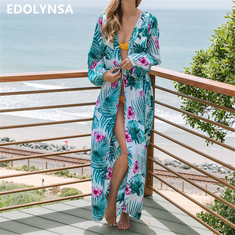 Cover-ups Cotton Beach Cover Up Kaftans Sarong Bathing Suit Cover Ups Beach Pareos Swimsuit Cover Up Womens Swim Wear Beach Tunic