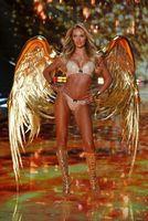 2018 золотые Роскошные шоу крылья Ангела подиума нижнее белье шоу реквизит Праздничный Ангел крылья из перьев косплей костюм вечерние постав