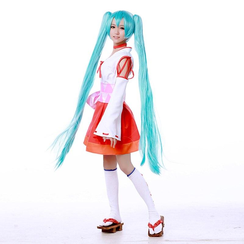 UWOWO Hatsune Miku Cosplay VOCALOID Christmas X'mas Uwowo Costume