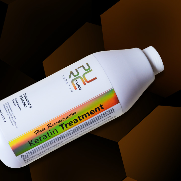 Brazilian Formaldehyde Free Keratin Treatment 1000ml Repair damaged hair  straighten hair best salon products free shipping new new 500ml hot sale brazilian hair keratin treatment 5% formaldehyde eliminates frizz and curl hair free shipping