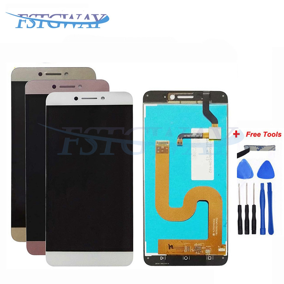 For Letv Le LeEco Coolpad Cool 1 Dual c106 c106-7 C106-9 C106-8 R116 C103 C107 Cool1 LCD Display+Touch Screen digitizer(China)