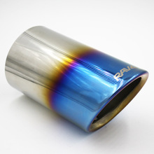Automobile Exhaust Tip Tail Pipe Muffler for TOYOTA 2014 2015 RAV4