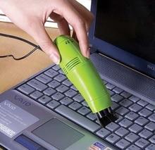 Mini USB Keyboard Cleaner Computers Cleaner Vacuum Laptop Vacuum Color Random