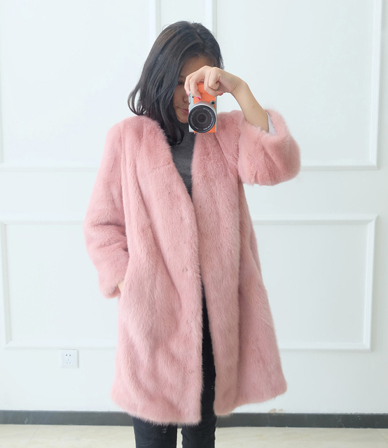 Aliexpress abrigos de piel
