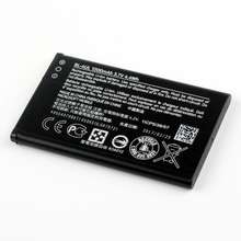 Original High Capacity BL-4UL Li-ion Replacement Battery for Nokia Lumia 225 RM-1011 RM-1126 Asha 225 все цены