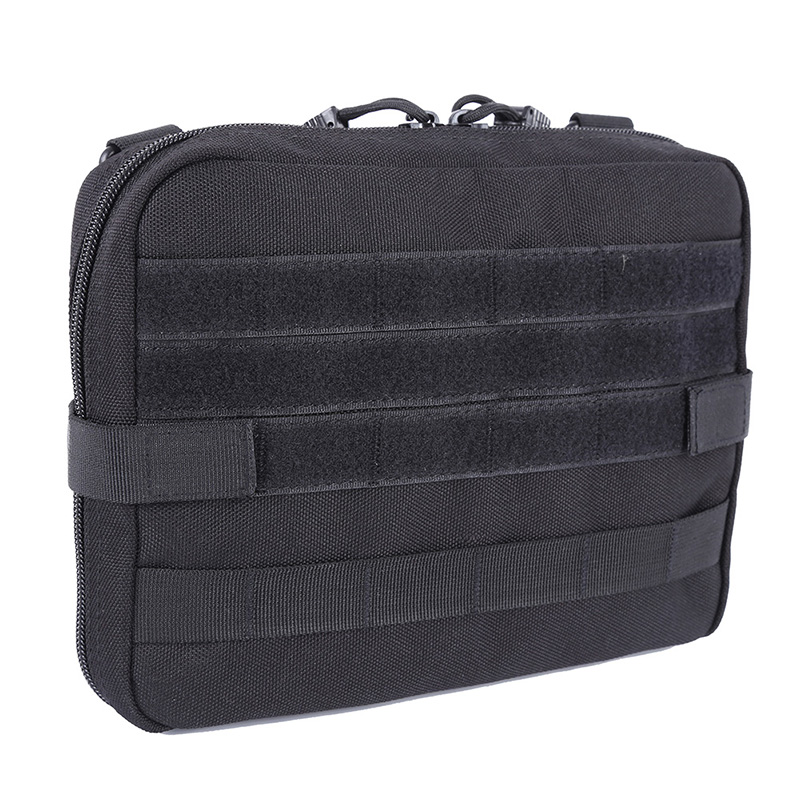 Outdoor Military MOLLE Admin Pouch Tactical Pouch Multi Medical Kit Bag Utility Pouch For Camping Walking Hunting New