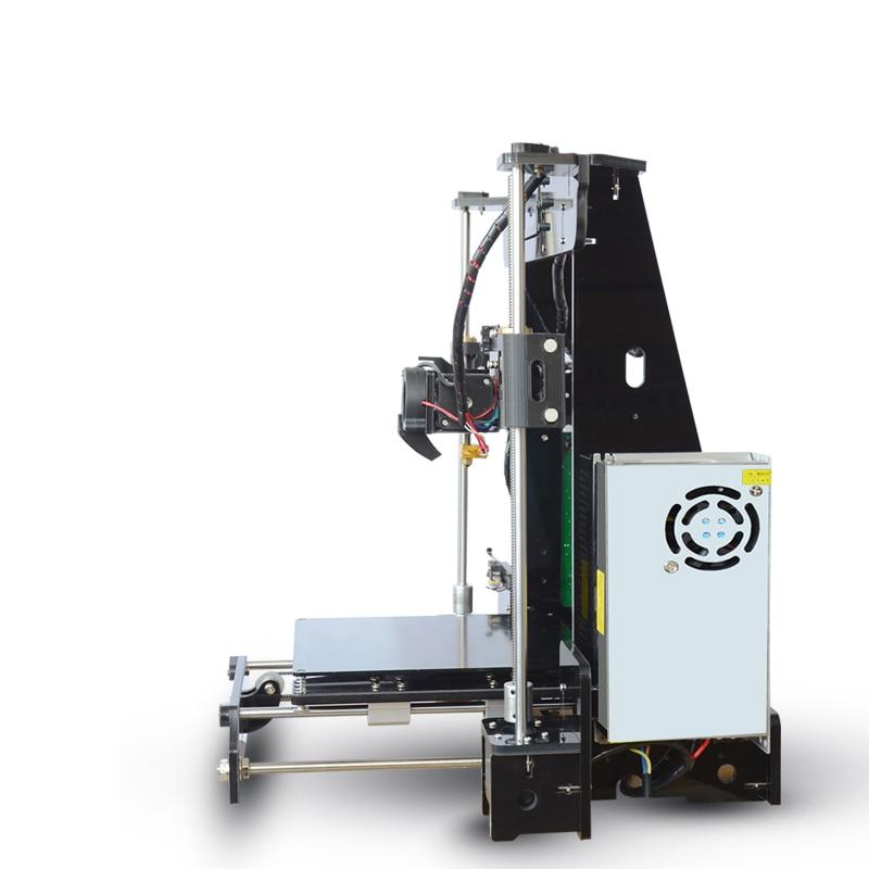 Tronxy P802M High Quality precision 3D Printer Kit transparent DIY Kit Printer 3D Self Assembly