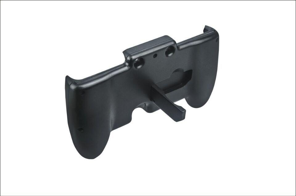 Купить с кэшбэком For Nintendos NEW 2DS LL 2DS XL Console Gamepad HandGrip stand Joypad Bracket Holder Handle Hand Grip Protective Support Case