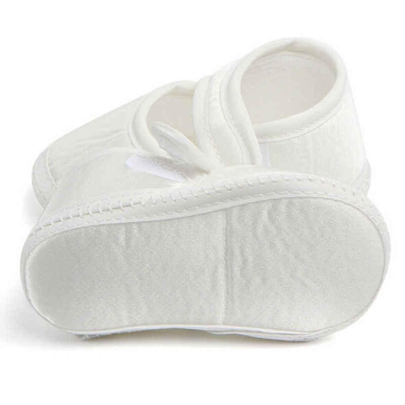 ทารกเด็กวัยหัดเดินเด็กทารกเด็กหญิงรองเท้านุ่มรองเท้าทารกแรกเกิดถึง 6 เดือน