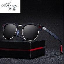 2019 Top Sell Well Half Metal High Quality Sunglasses Men Women Brand Designer Sun Glasses Fashion Goggle Oculos De Sol UV400