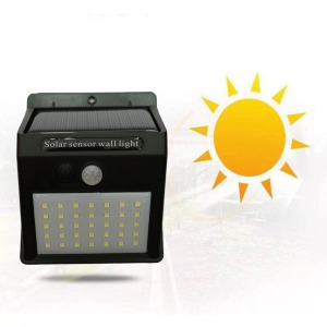HuaXinV 35 LED Solar Light DC