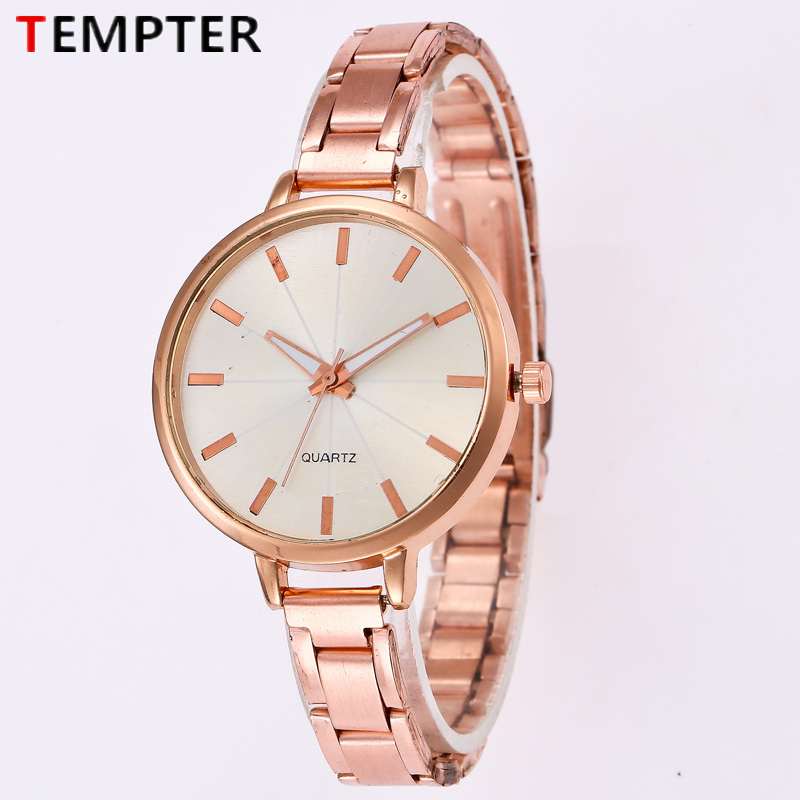 2018 Brand Luxury Rose Gold Watches Women Fashion Bracelet Quartz Watch Women Dress Watch Relogio Feminino orologio Reloj Mujer