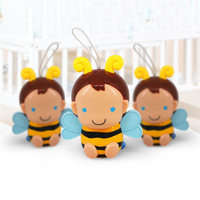 Baby Bell Toy Bees Music Bell Newborn Sleeping Toy