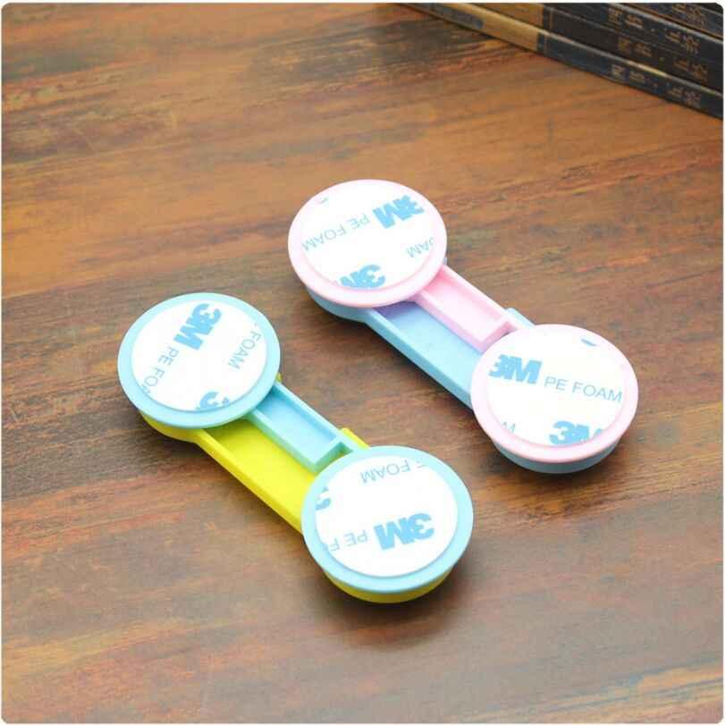 Protetor de segurança para crianças 5 pçs/lote, cuidados com o bebê, criança, bebê, fechadura de segurança, armário, porta, gaveta, fechaduras de segurança