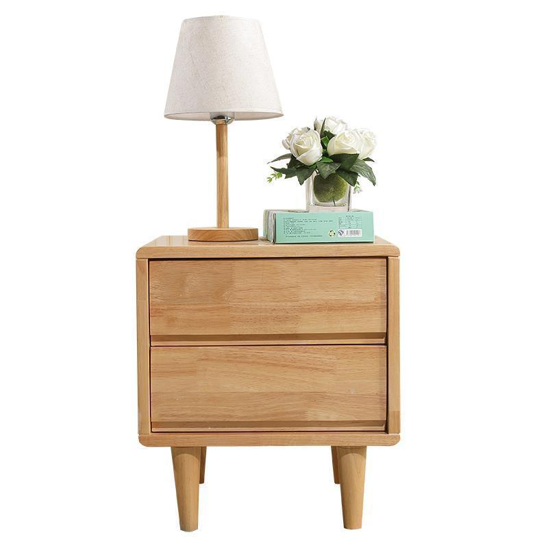 Veladores Side Table Chambre Drawer Nordic European Retro Wood Bedroom Furniture Quarto Mueble De Dormitorio Cabinet Nightstand