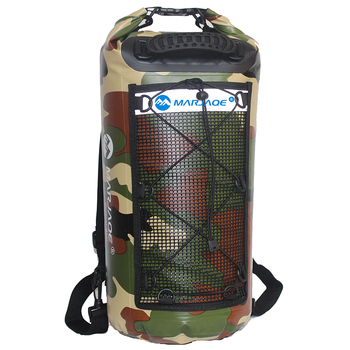 цена на 25L Impermeable PVC Waterproof Swimming Backpack Dry Bag For Outdoor Sports Camping Travel Water Proof Backpack Bags Sporttas