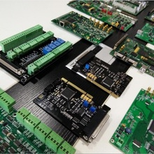 USB2.0 interface acquisition card 8 high-speed AD acquisition digital input and output card USB2.0PCI interface