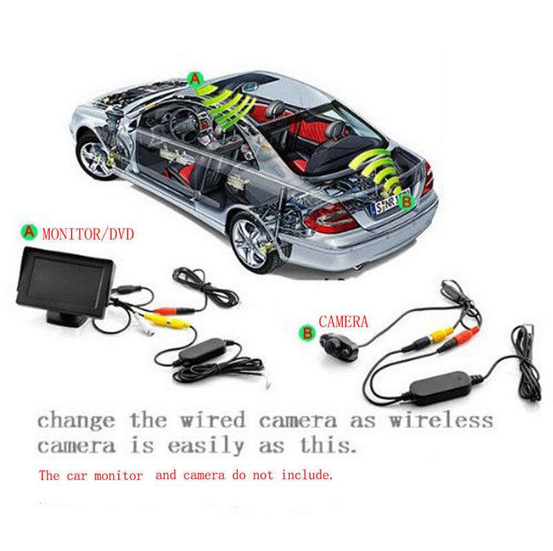 2.4G WIRELESS modulio adapteris 2.4G belaidis imtuvas automobilio - Automobilių Elektronika - Nuotrauka 5