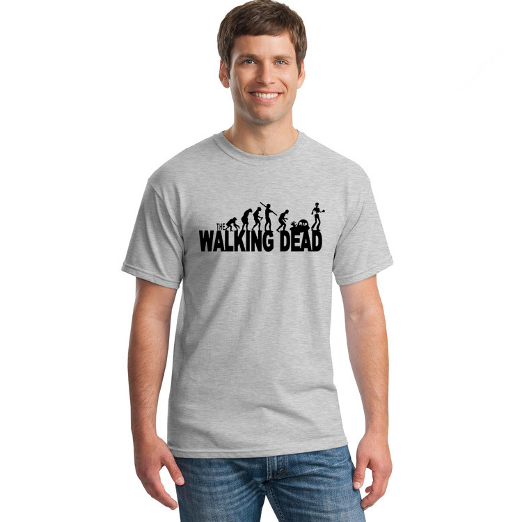 The walking dead loose men 39 s t shirt bestseries shop for Shop mens t shirts