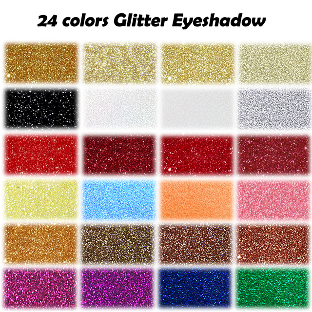 Eye Glitter Shimmer Powder