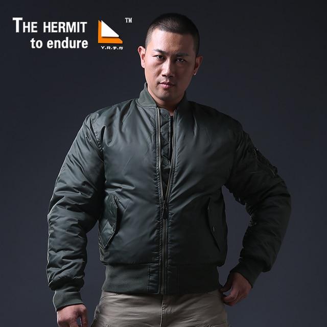 Roupas casacos de Inverno Casacos Mens Ma1 Bombardeiro Jaquetas Jaqueta Parkas Terno Mens Casacos de Hip Hop Streetwear