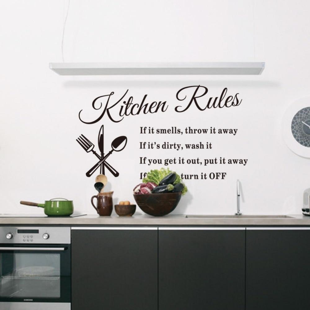 Wall Decoration For Kitchen Popular Kitchen Wall Decorations Buy Cheap Kitchen Wall