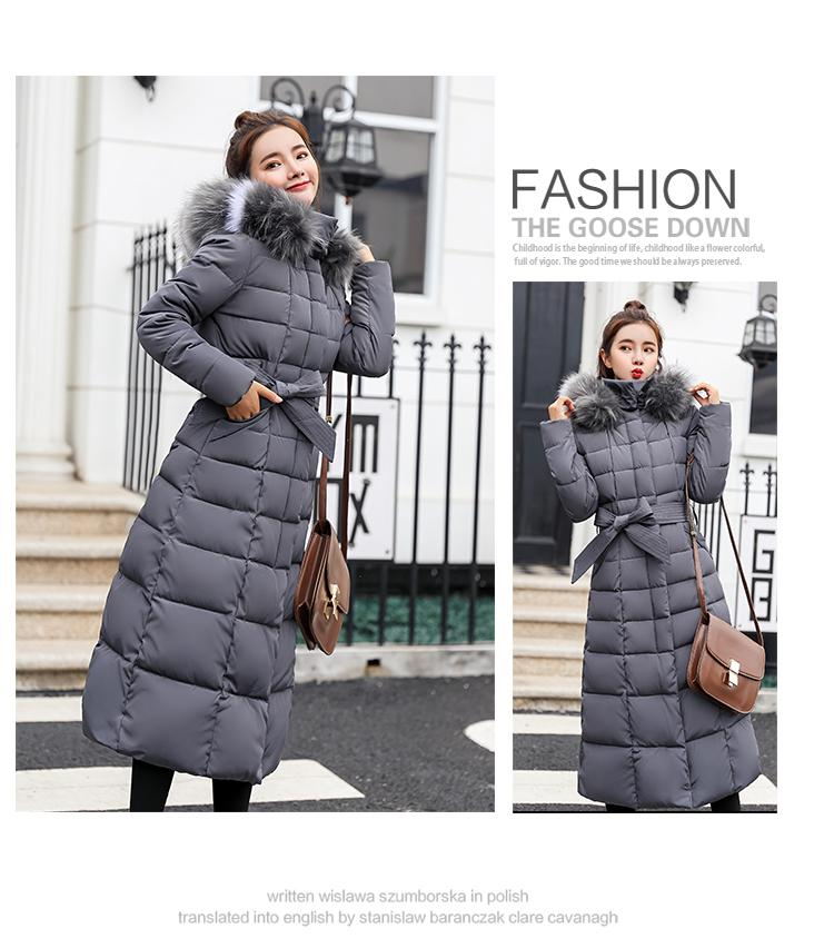 False Jackets Padded Fur 11
