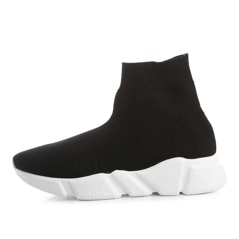 Superstar Yüksek Top Rahat Kadın Ayakkabı Espadrilles Bahar Sonbahar kadın Takozlar ayakkabılar günlük ayakkabılar