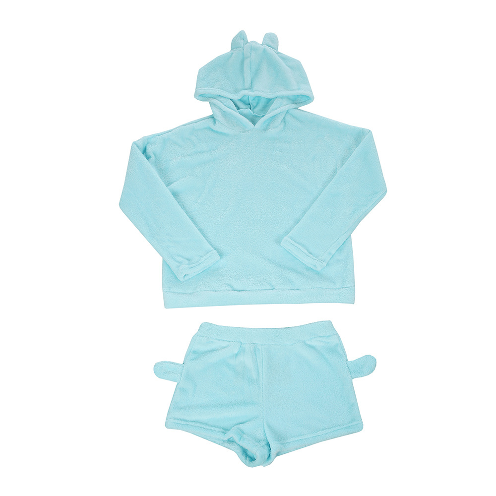 Women's Coral Velvet Suit 18