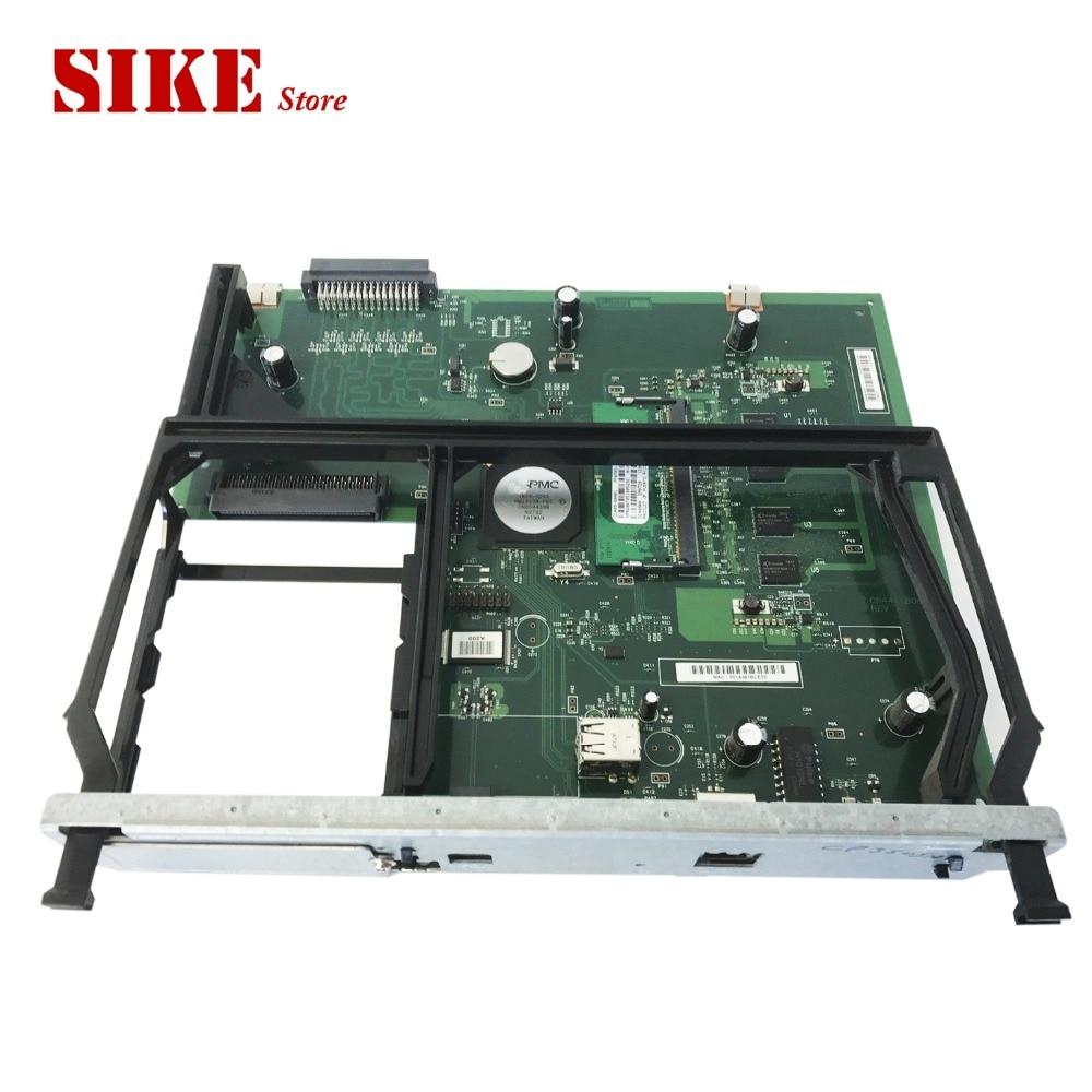 CB446-60001 Logic Main Board Use For HP CP3505 CP3505n CP3505dn 3505 3505n Formatter Board Mainboard