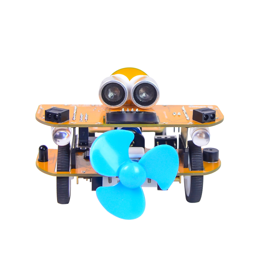 Programmable Intelligent Car Steam Educational DIY Plane With Graphical Processing Scratch Mixly For Arduino UNO R3