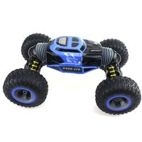 RC Car 4WD Truck 1:16 Scale Double sided 2.4ghz One Key Transformation All terrain Vehicle Varanid Remote Control Climbing Car