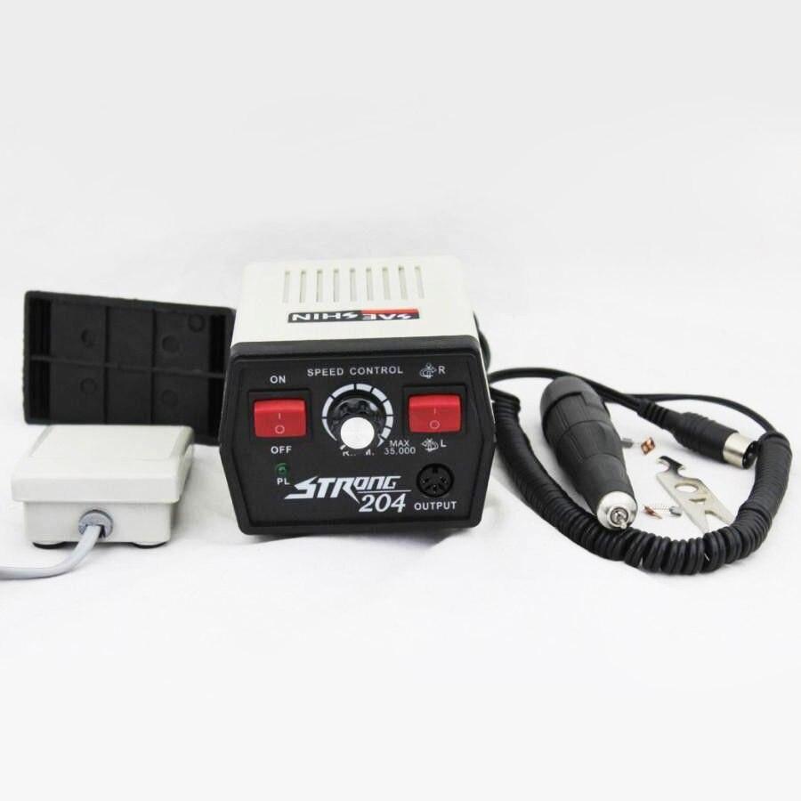 Details about upgrade Dental Marathon Polishing Strong 204 Micromotor 2.35mm+35K RPM Handpiece
