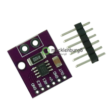 INA282 ثنائي الاتجاه منخفضة/عالية الجانب الجهد الناتج تحويلة التيار الكهربي رصد وحدة 14 V إلى + 80V ثنائي الاتجاه عالية سرعة