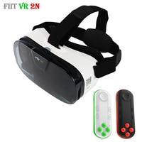 Fiit VR 3D Glasses Virtual Reality Smartphone Headset Oculus Rift Head Mount Video Google Cardboard Helmet