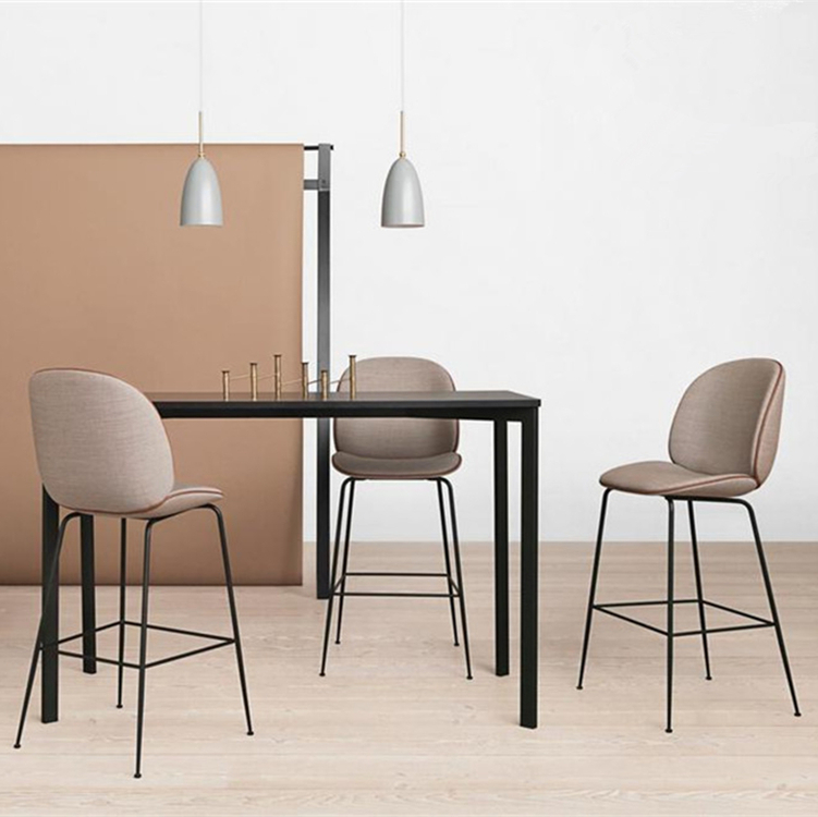 Nice Bar Stools Home Classic Bar Chair Solid Bar Stools Cafe Chair For Home Kitchen Restaurant