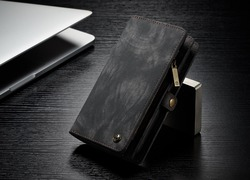 For iPhone XS Case iPhone XS Max XR Leather Card Wallet Magnet Business Phone Case for iPhone 6 6S 7 8 Plus Flip Leather Cover 5