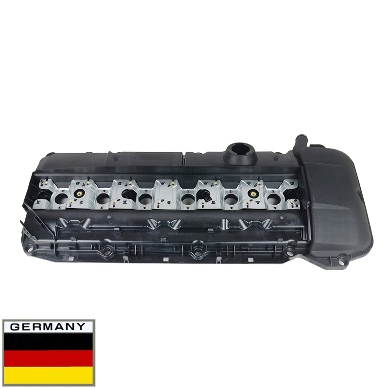 AP03 For BMW E46 E39 E38 X5 <font><b>E53</b></font> Z3 E36 ENGINE M54 / M52 CYLINDER HEAD Valve COVER 11121432928 ,11121748630New image
