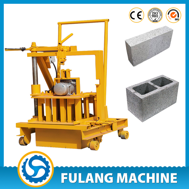 Qtf40 3c Hand Operated Mini Manual Small Egg Laying